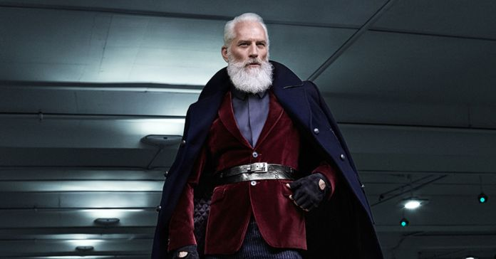 "Paul Mason, aka ""Fashion Santa"""