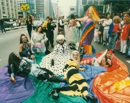 As primeiras paradas LGBTs de São Paulo 🌈