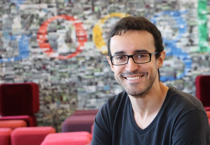 Alex Silva (Google Brasil e LGBT Tech)
