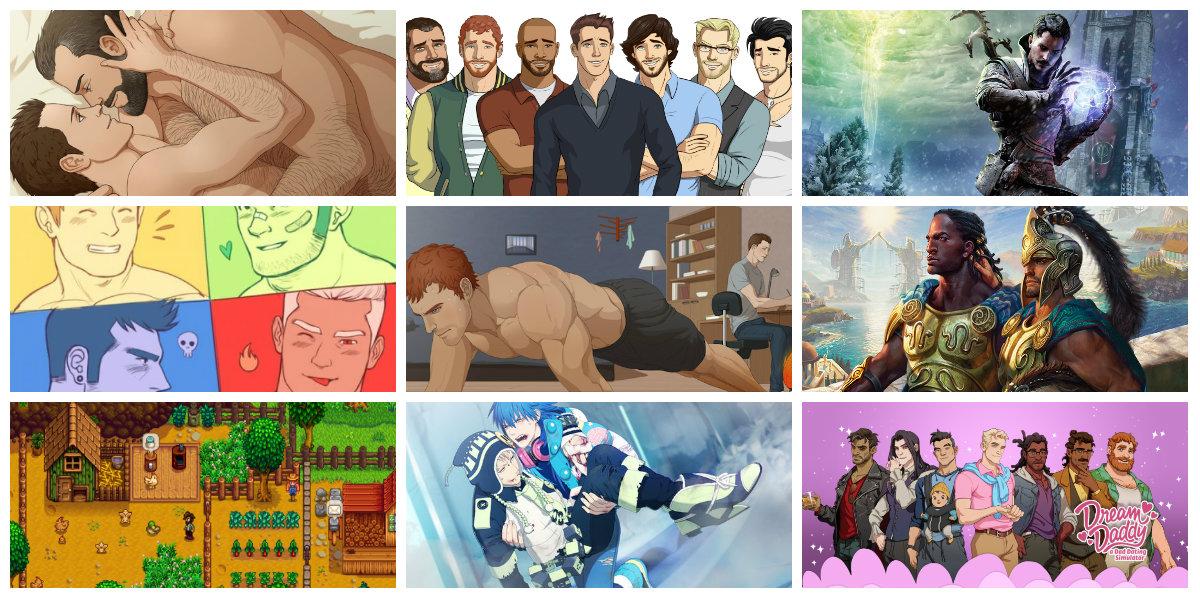 9 games com a temática LGBTQ+ que você precisa jogar 🎮