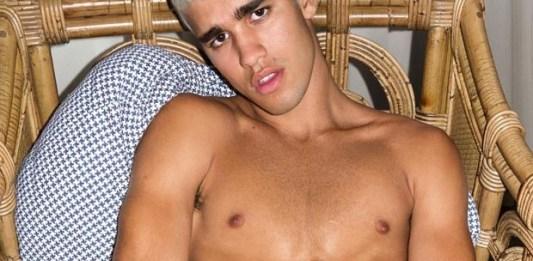 "Pietro Baltazar, que ficou famoso por ser apelidado de ""Justin Bieber do Vidigal"" por Anitta, posa para Terry Richardson"