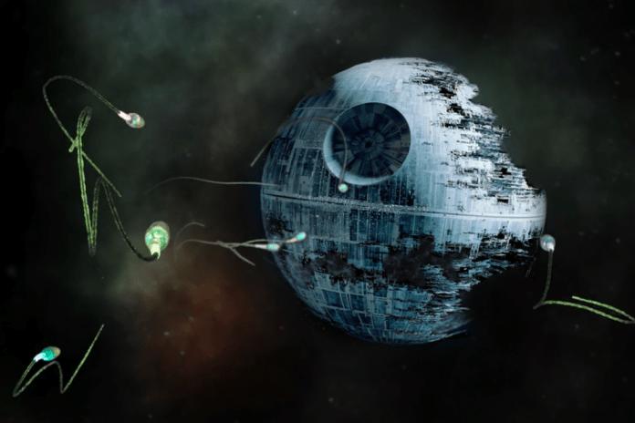 O que Star Wars nos ensinou sobre o esperma