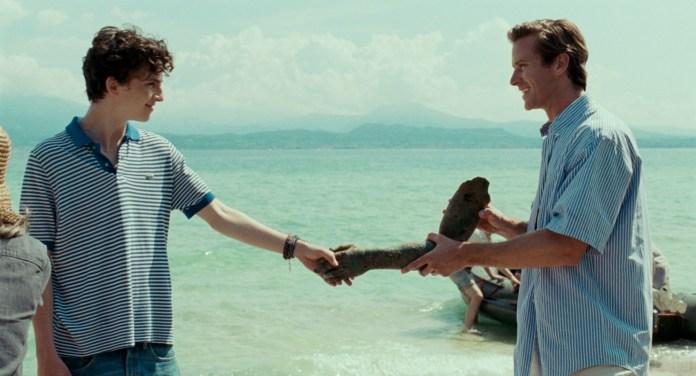 """Cena de """"Me Chame Pelo Seu Nome"""" (foto: Sony Pictures)"""