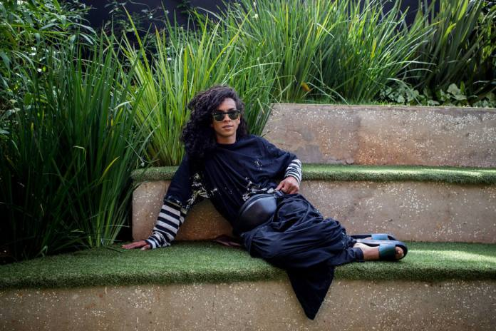 A cantora Linn da Quebrada, em São Paulo Foto: Amanda Perobelli/Estadão