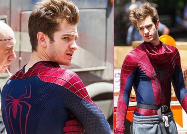 Andrew Garfield, ator que teve destaque ao interpretar Homem-Aranha em dois filmes, mostra também ser uma pessoa aberta e progressista