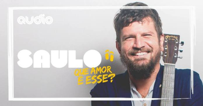 Saulo Fernandes - Que amor é esse (São Paulo, SP)