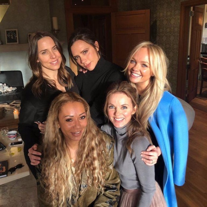 Spice Girls 2018