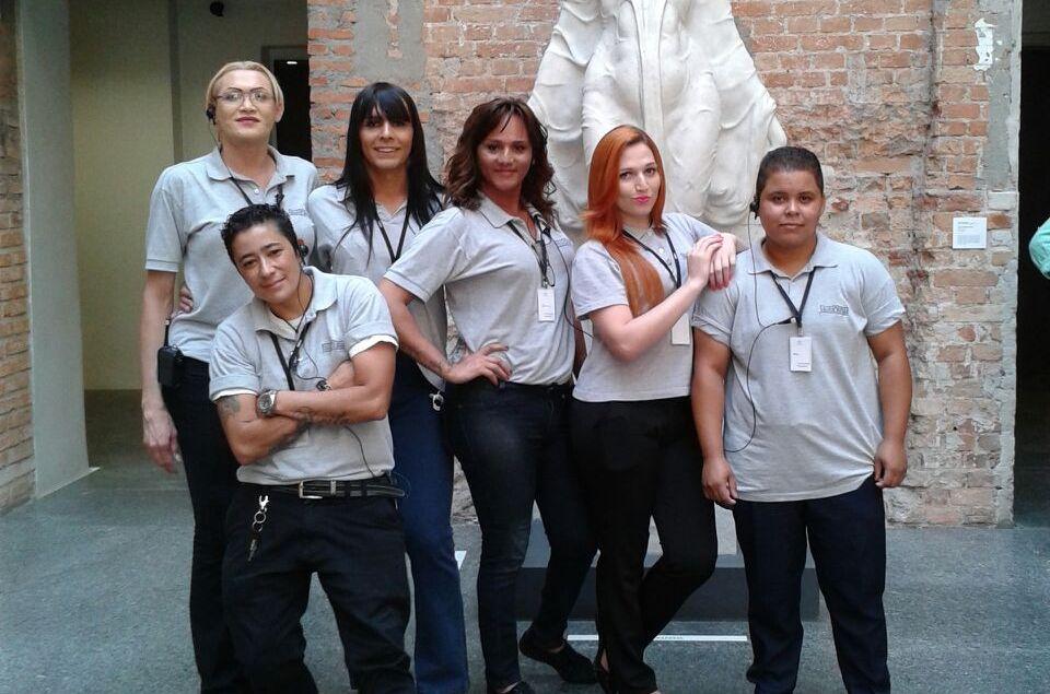Pinacoteca de São Paulo acabou de contratar 6 pessoas trans de uma vez só