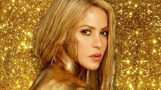 Shakira anuncia shows em São Paulo e Porto Alegre