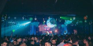 Apontada como uma das melhores festas da noite paulistana, a Festa Lunática traz a vibe da lua cheia para animar o público