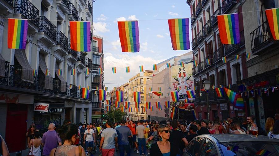 Primeiro asilo para gays será inaugurado na Espanha