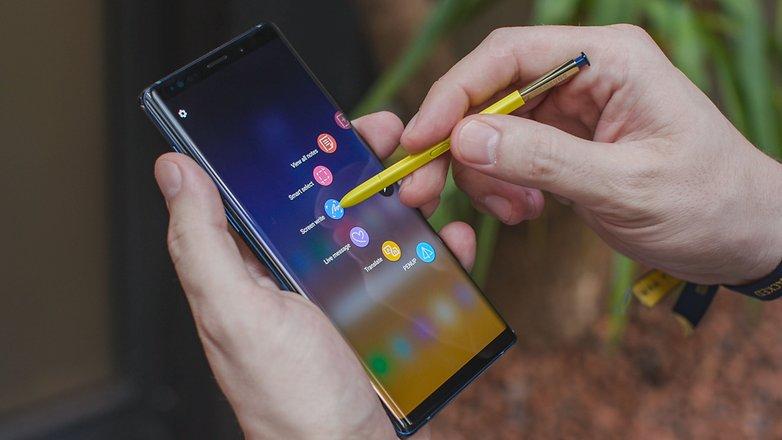 Galaxy Note9 visa ser aliado da vida corporativa