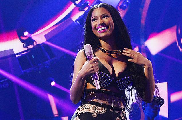 Nicki Minaj se apresenta pela primeira vez no Brasil no dia 26