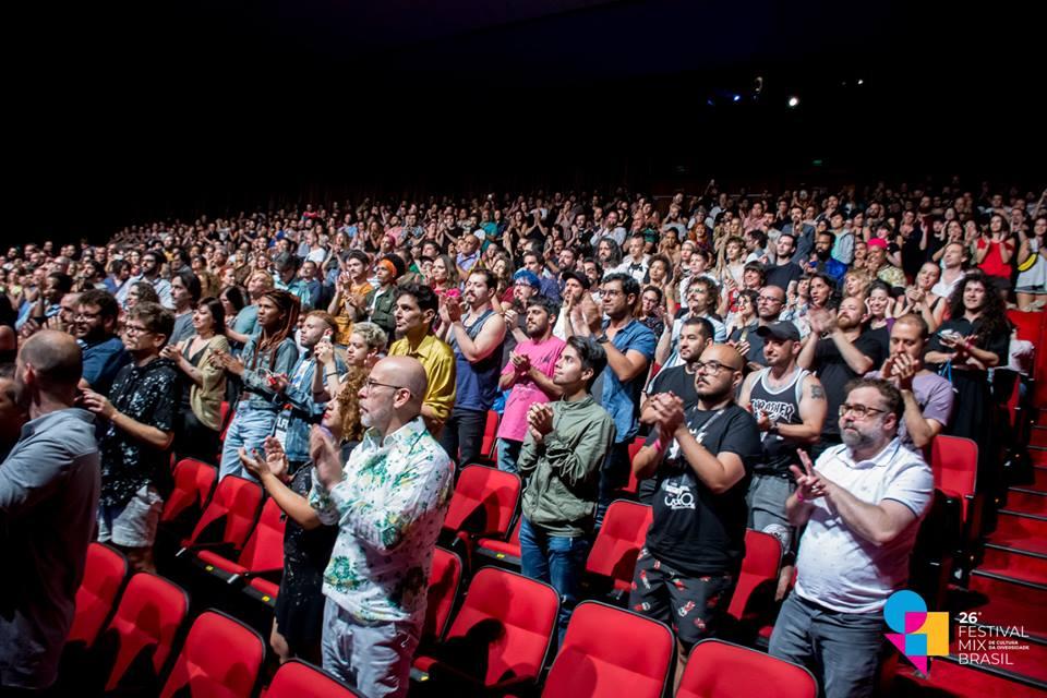 Programação completa das Conferências MixBrasil feat. Pajubá | 2018