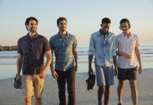 Timberland apresenta para o alto verão, sua viagem a um deserto praiano verão