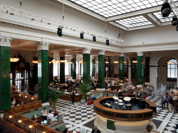 london The Ned, Soho House's grand hotel in the City of London