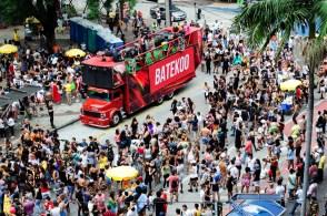 Batekoo Carnival Aerial Photo