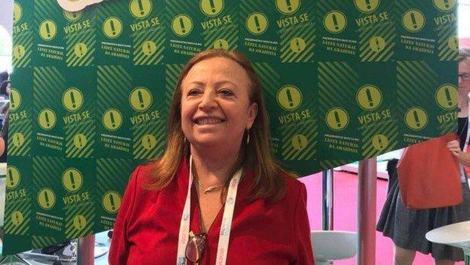 Adele Benzaken, que comandava departamento de HIV/Aids do Ministério da Saúde Foto: Reprodução/Facebook exonerada