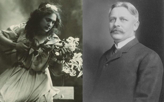 sugar daddy Alma de Bretteville e Adolph Bernard Spreckels Online Archive Califórnia