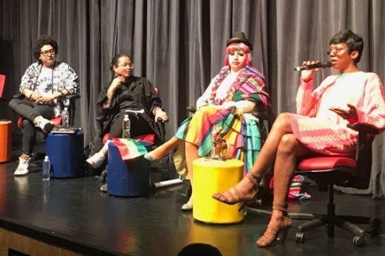 Queer ou Pajubá: Processos de descolonização LGBTI+ no Brasil | Conferência MixBrasil
