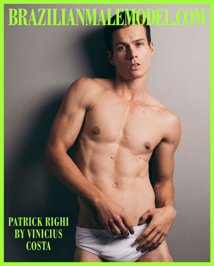 The editorial of model Patrick Righi by Vinicius Costa exclusively for magazine Brazilian Male Model (http://www.brazilianmalemodel.com/). Represented by the agencies Allure, Mädchen (Brazil), View (China)  and New Faces (Asia)