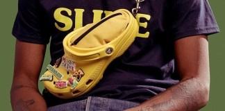 crocs bolsa pochete