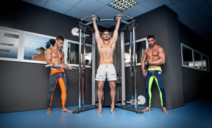 Espaço fitness do Axel Hotels. Foto: divulgação