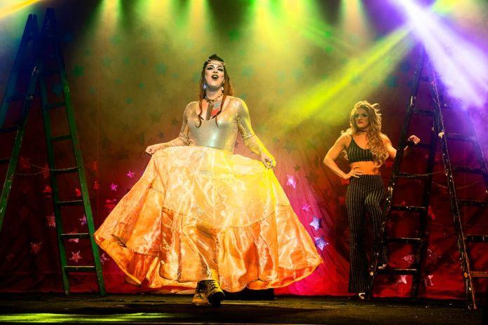 drag star - Foto Maíra Barillo