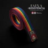 Dojô cria faixa arco-íris em defesa de pessoas LGBTQIA+