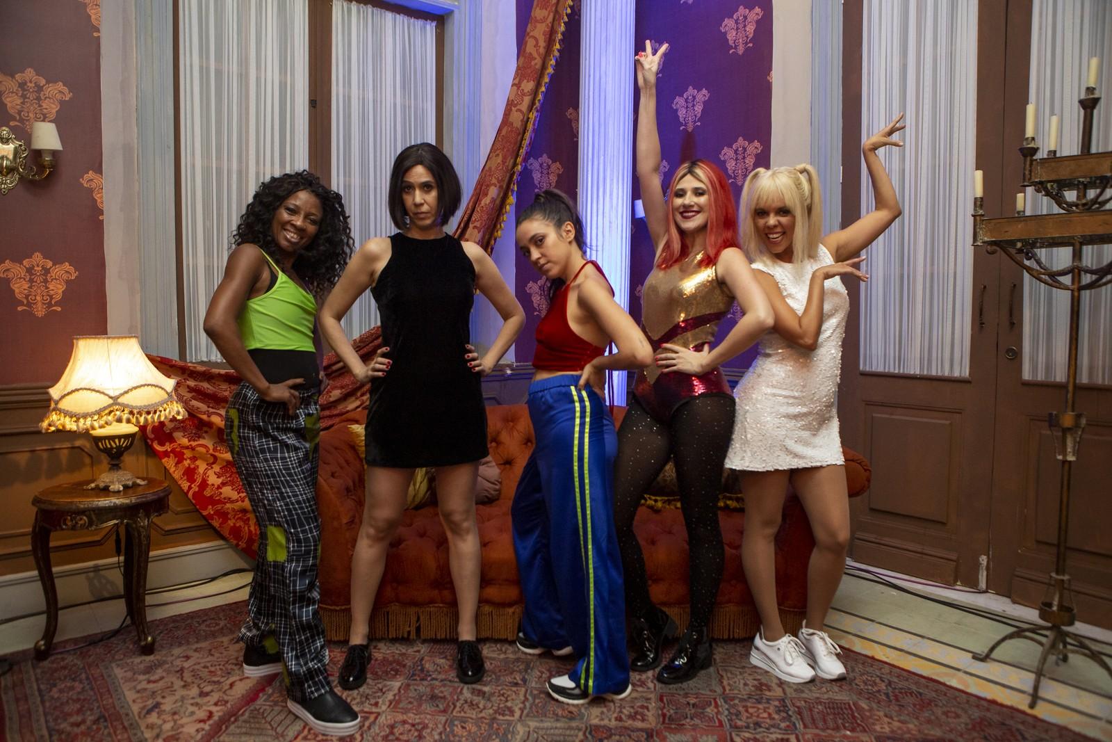 Com paródia de Spice Girls, humorístico da Globo debocha do desgoverno político