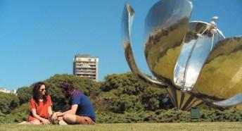 """Cena em Buenos Aires, na Argentina, do filme """"45 dias sem você"""""""