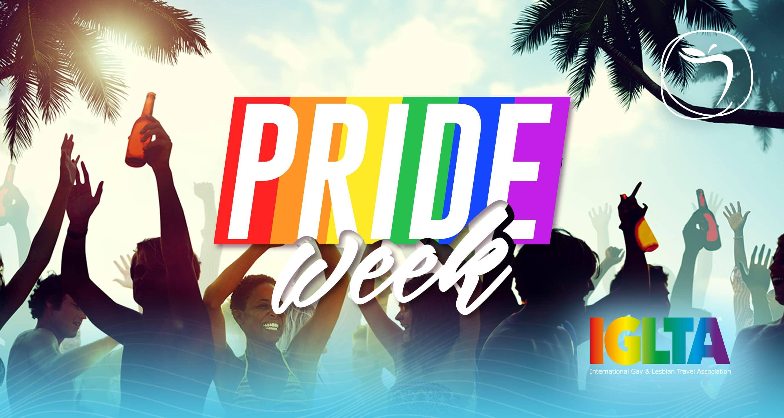 Resort em Cancún prepara 'Pride Week' em julho