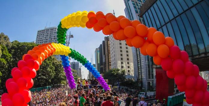 Programação | Parada do Orgulho LGBT+ de São Paulo 2019 | SCRUFF