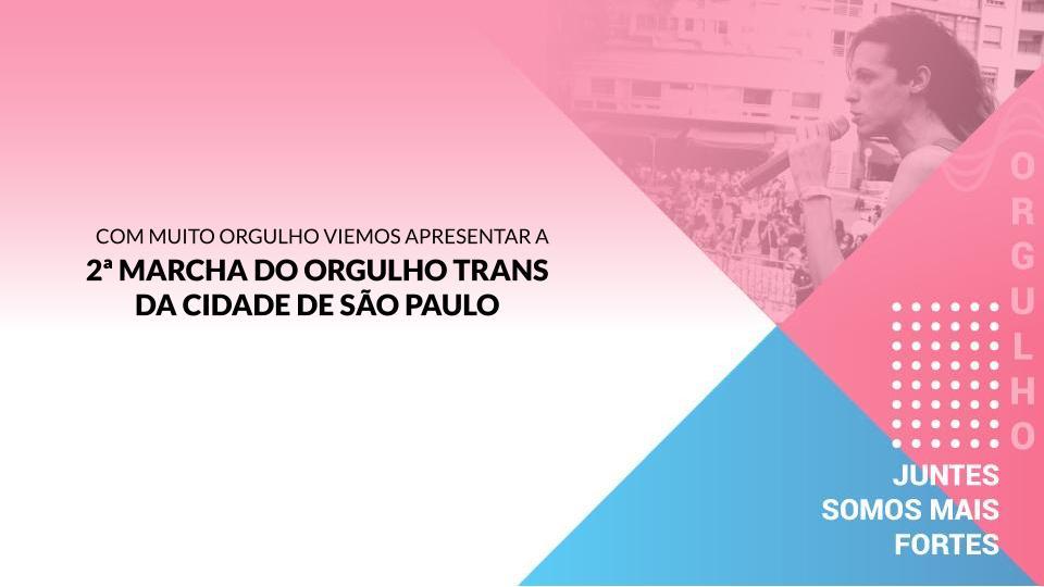 Orgulho Trans