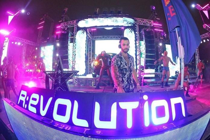 Revolution Party. Foto: reprodução/Facebook