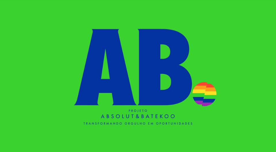 Absolut e Batekoo lançam projeto de capacitação profissional para LGBT+