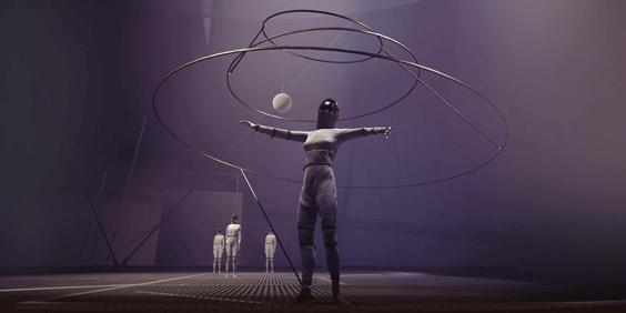 Das Totale Tanz Theater | Interactive Media Foundation & Artificial Rome | Alemanha