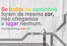 Eletromidia traz comunicação sobre diversidade em São Paulo. Ação criada pela agência MariaSãoPaulo tem como foco as cores das linhas do metrô e CPTM