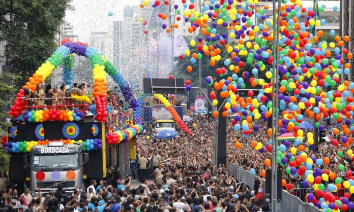 Confira a ordem dos trios da Parda LGBT de São Paulo   2019