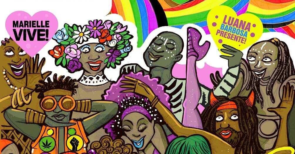 Parada Preta acontece no feriado com show de Rico Dalasam