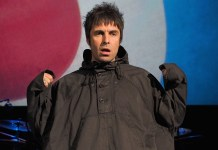 Liam Gallagher em 2014. Foto: Getty