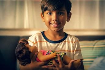 HASBRO Baby Alive reforça mensagem sobre benefícios da boneca em campanha do Dia dos Pais