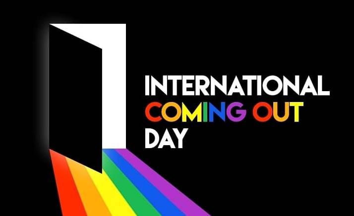 11 de outubro: 'The Coming Out Day' - 'Dia de Sair do Armário'