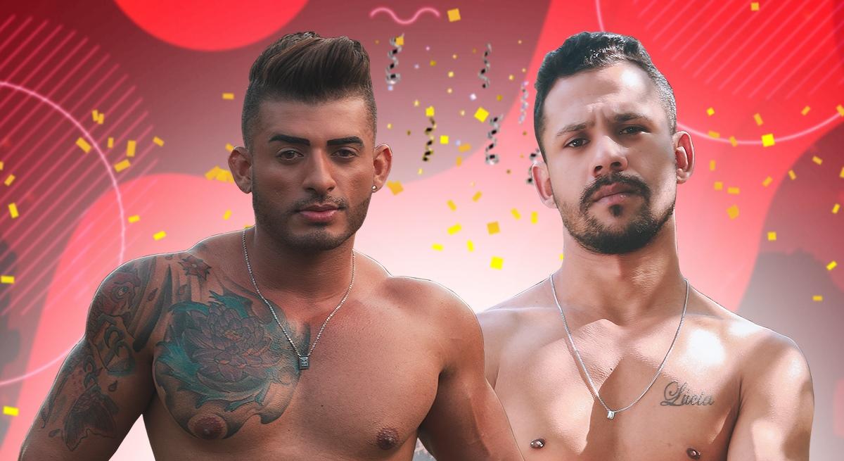 Hot Boys Party agita bar em SP com cenas picantes ao vivo