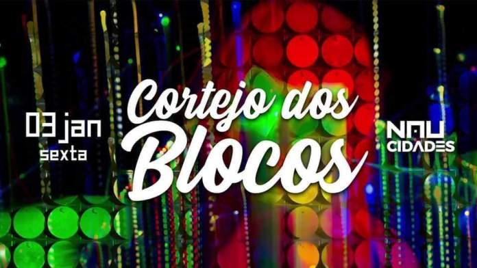 5 grandes blocos de carnaval se reúnem nesta sexta-feira, no Rio de Janeiro