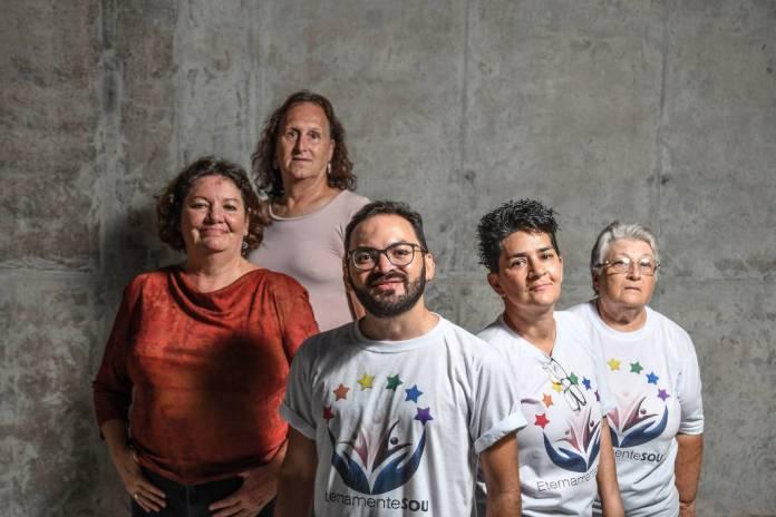 ONG acolhe idosos LGBTs (Foto: Reprodução)