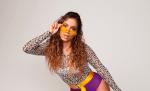 Anitta faz ensaio pré-carnaval em SP com Léo Santana e Gustavo Mioto