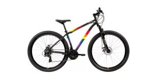 Caloi lança edição especial com as cores do arco-íris; lucro será revertido para ONG Casa 1