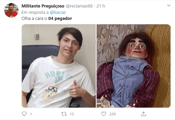 Alexandre Frota se burla de la creación del hijo 04, del matrimonio 02, de Bolsonaro