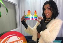 """Marcas acham que eu só vivo esse mês do Orgulho. Eu vivo o ano inteiro"""", diz Pepita em live da Parada SP"""